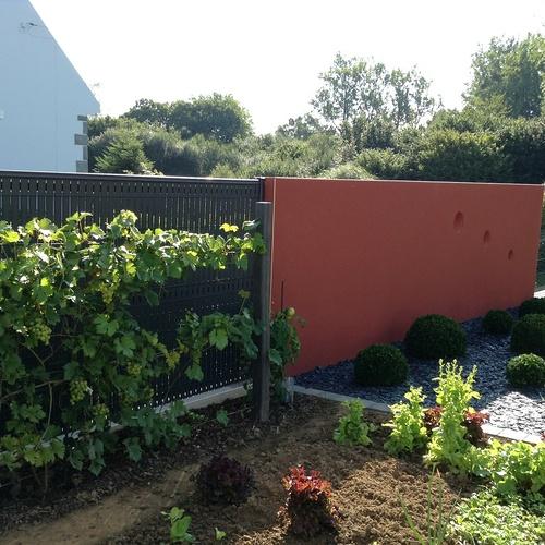 Aménagement de l''espace extérieur - Ploufragan (22)