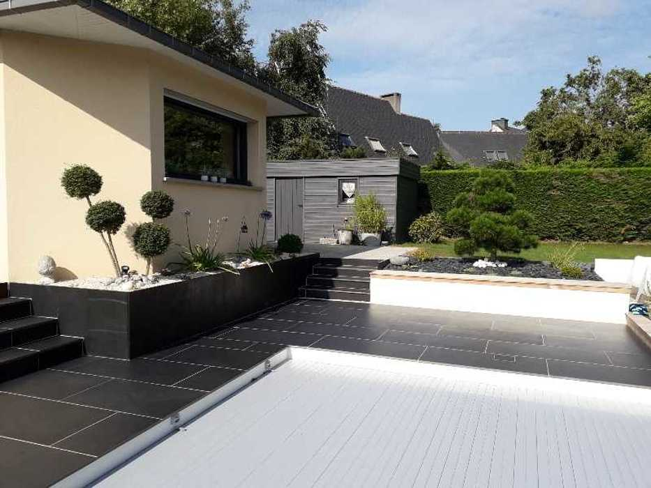 Aménagement paysager de l''espace extérieur - Bégard resized201907171805171